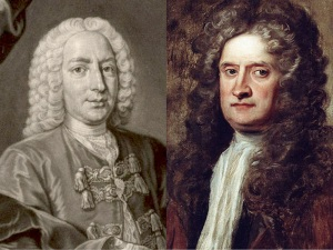 Bernoulli and Newton