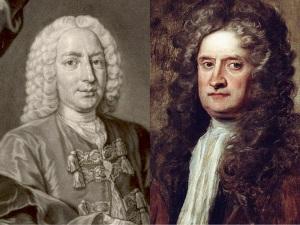 Bernoulli and Newton
