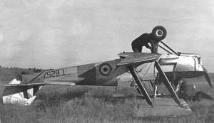 Tiger Moth T8257 (cn84530) © Tony Hawes