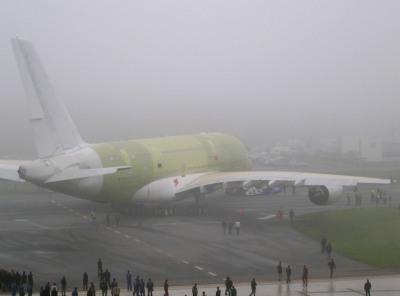 A380 prototype