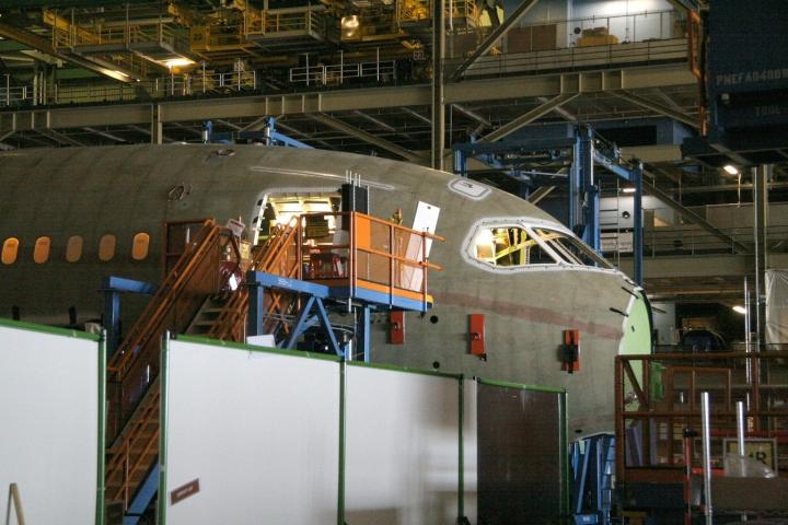 787 assembly