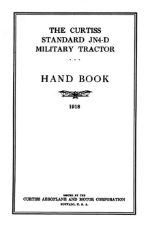 JN4-D Hand Book digitized by Google