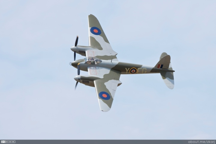 KA114 shows her lines during the Wings Over Wairarapa air show at Hood Aerodrome, Masterton, New Zealand on January 19th, 2013 - one of several post-restoration appearances around NZ before she was shipped off to Virginia Beach. (Courtesy of Allister Jenks)