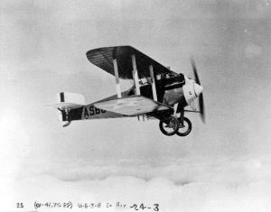 The finished product... MB-3s bore a close resemblance to the SPAD XIIIs they replaced, albeit with a HIspano-Suiza 8 up front. (SDASM 00025852)