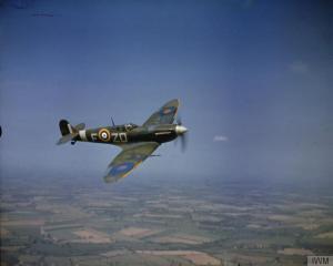 Spitfire Vb (IWM COL 189)