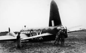 "Wellington Mk.Ic L7788 ""KX-E"" (IWM HU 112589)"