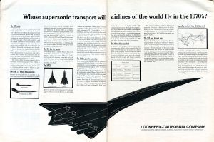 Lockheed sets out the potential economic cost to the US, if the SST project was allowed to languish. (James Vaughan | flickr.com CC BY-NC-SA 2.0)