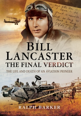 Bill Lancaster Cover