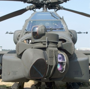 Apache AH-64D Nose