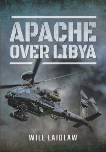 Apache Over Libya cover
