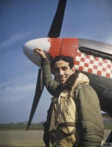 The one-man air force – Capt. Dominic Salvatore Gentile.