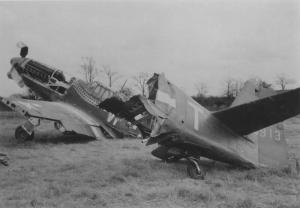 Don Gentile crash