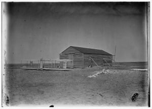 Wright brothers 1902 camp