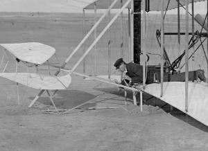 Wright Flyer December 14 1903