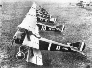 RNAS Sopwith Triplanes