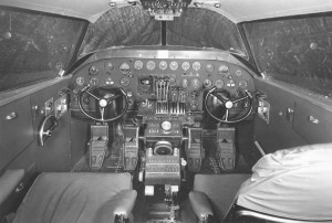 XB-24B Cockpit