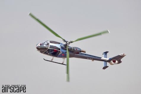 Aerospatiale Gazelle ZU-LRE
