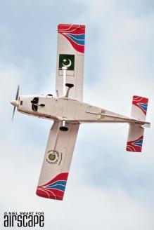 Pakistan Air Force Mushshak