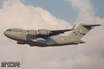 Boeing C17A Globemaster III