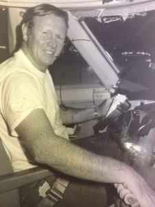 UAL Capt. Dick Boland
