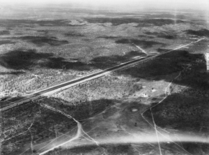 Batchelor Air Strip, 1942