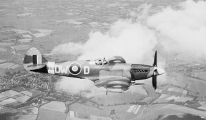 Spitfire F Mk.XIV fighter