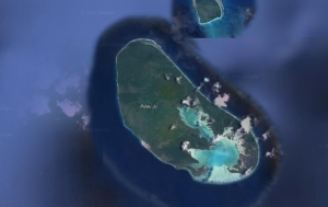 Pulau Yoi, Halmahera Sea