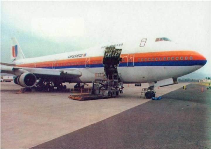 United 811 cargo door explosion