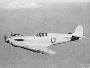 K5054 Spitfire prototype