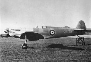 Spitfire prototype K5054