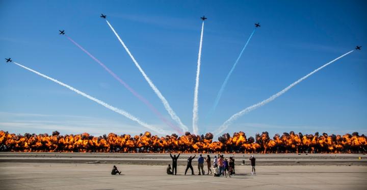 2017 Yuma Airshow