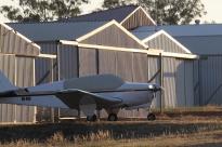 1962 Beech Debonair VH-–RVC, specifically Beechcraft type 35-B33, cn CD-558. (© airscape photo)
